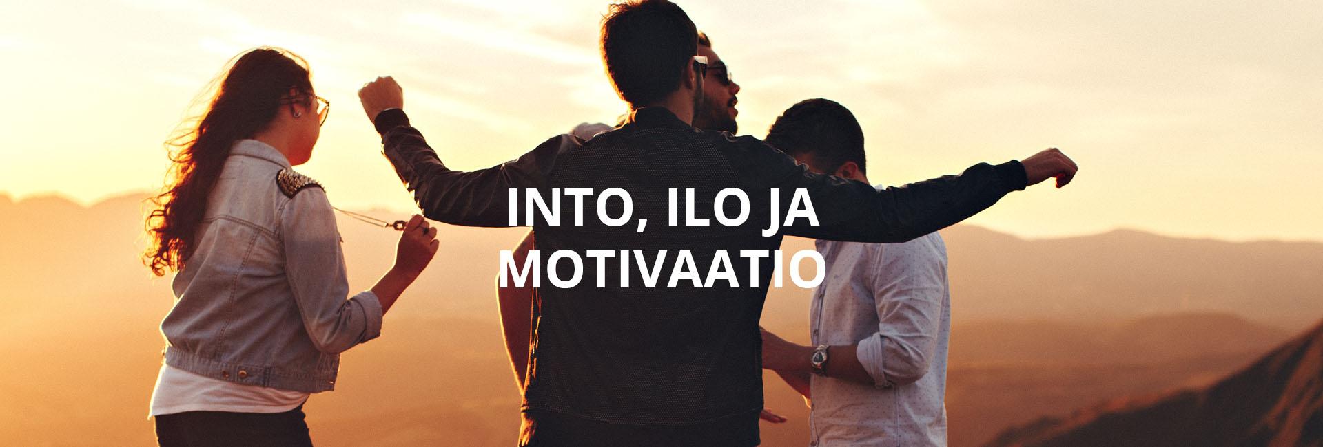 into-ilo-ja-motivaatio